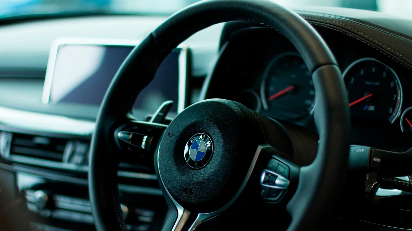Сервис BMW в Санкт-Петербурге