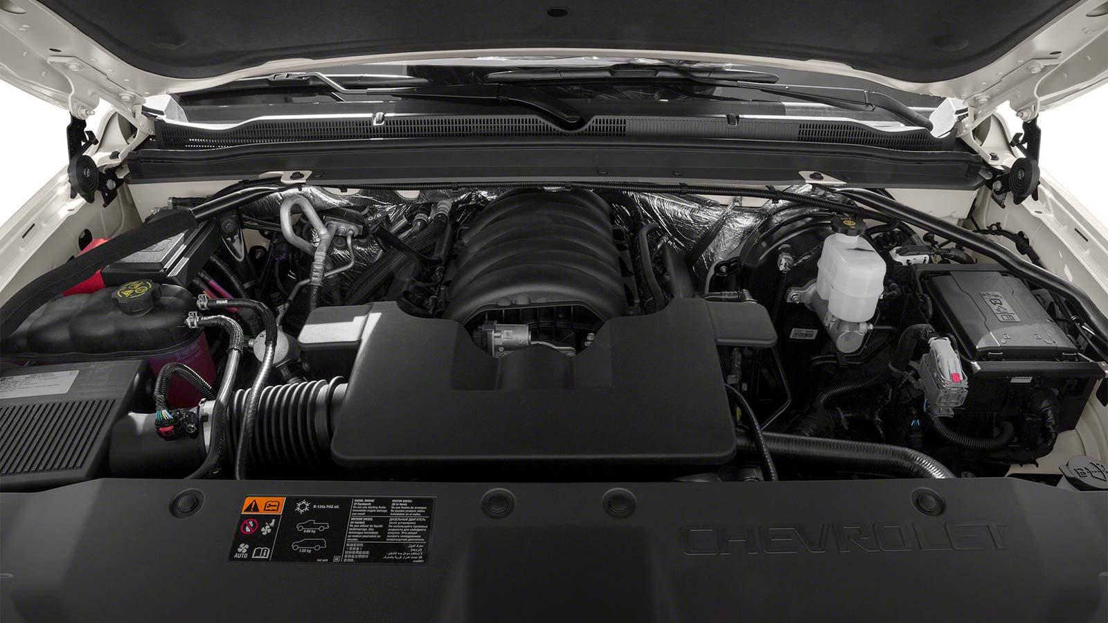 Ремонт двигателя Chevrolet