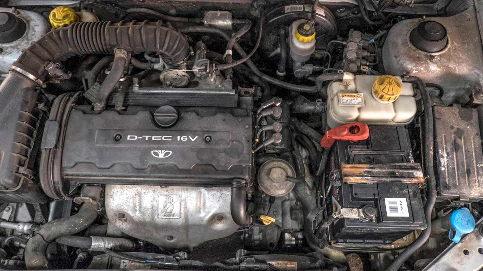 Диагностика и обслуживание автомобилей Daewoo (Деу) СПБ