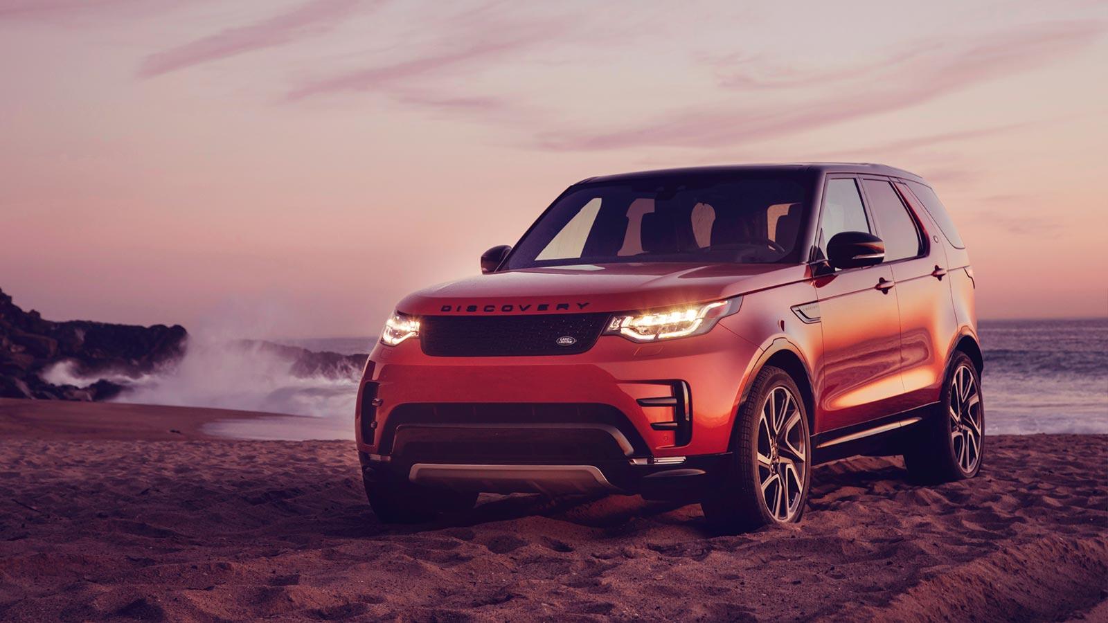 Сервисное обслуживание автомобилей Land Rover в СПБ