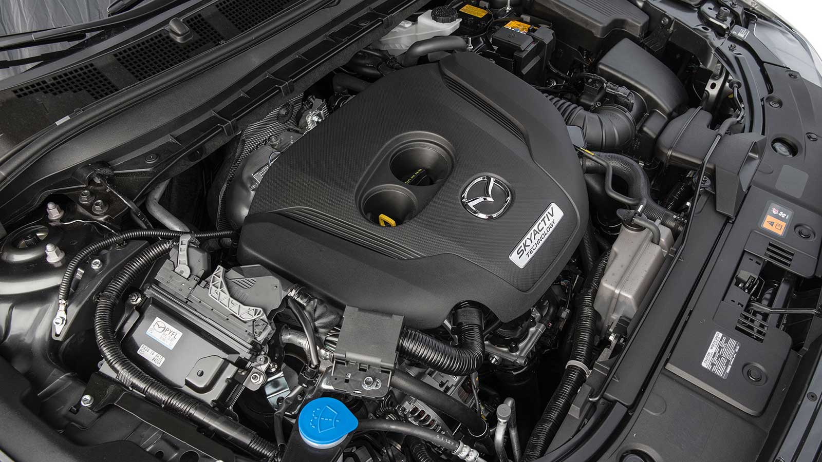 Обслуживание и ремонт автомобилей Mazda