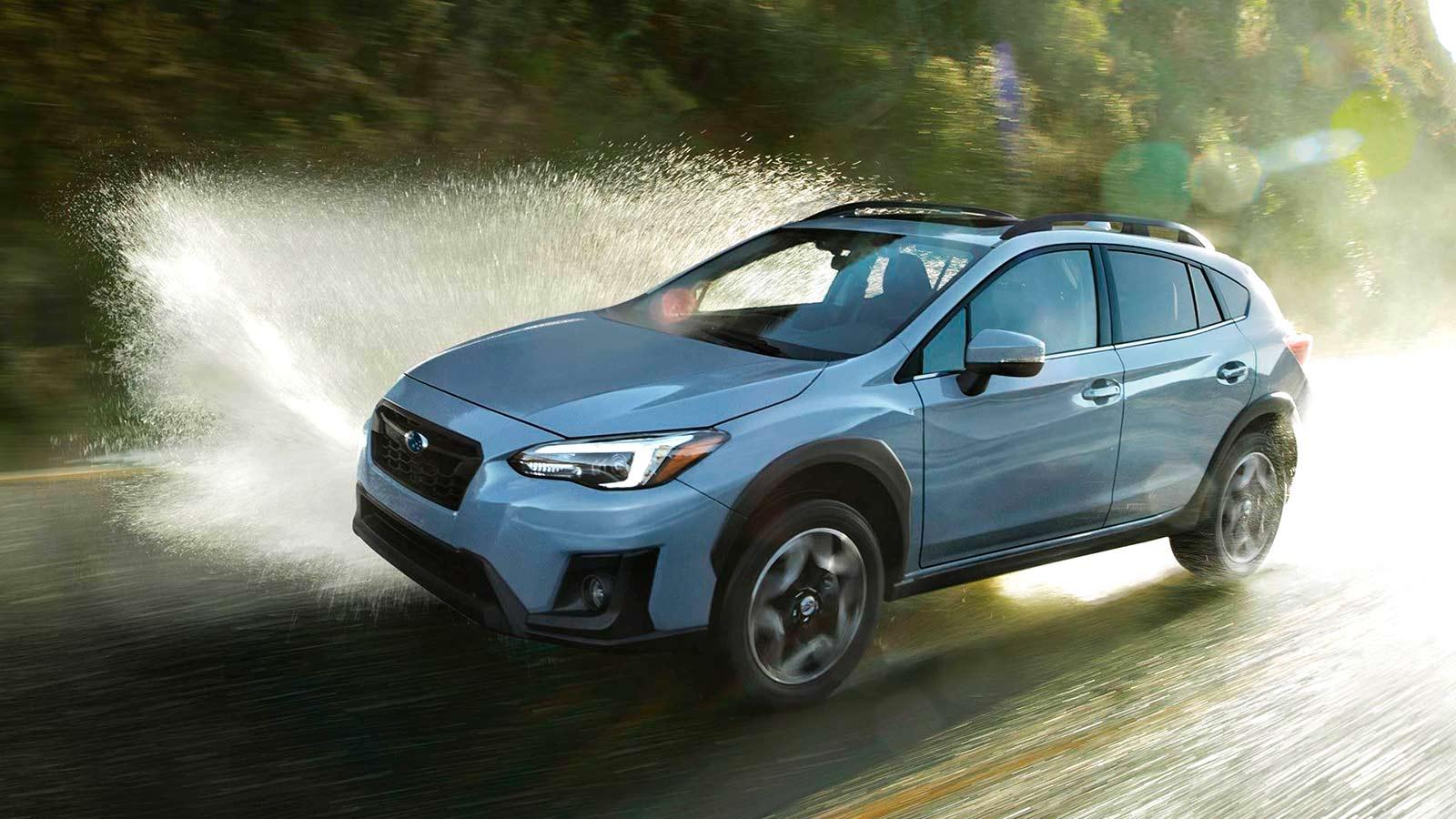 Обслуживание и ремонт автомобилей Subaru