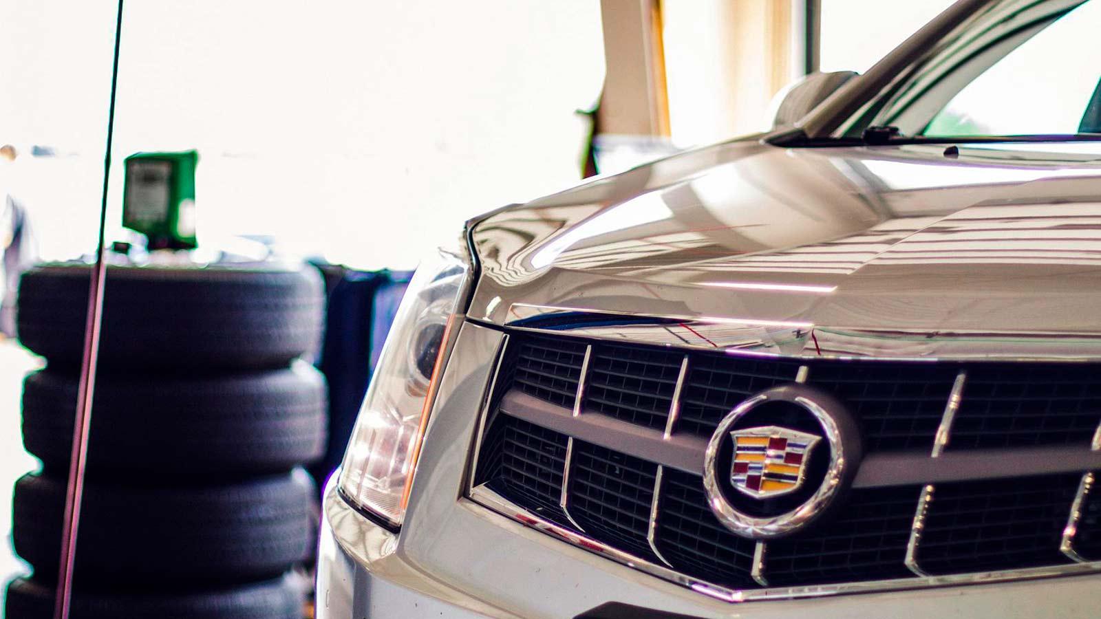 Сервис Cadillac в Санкт-Петербурге