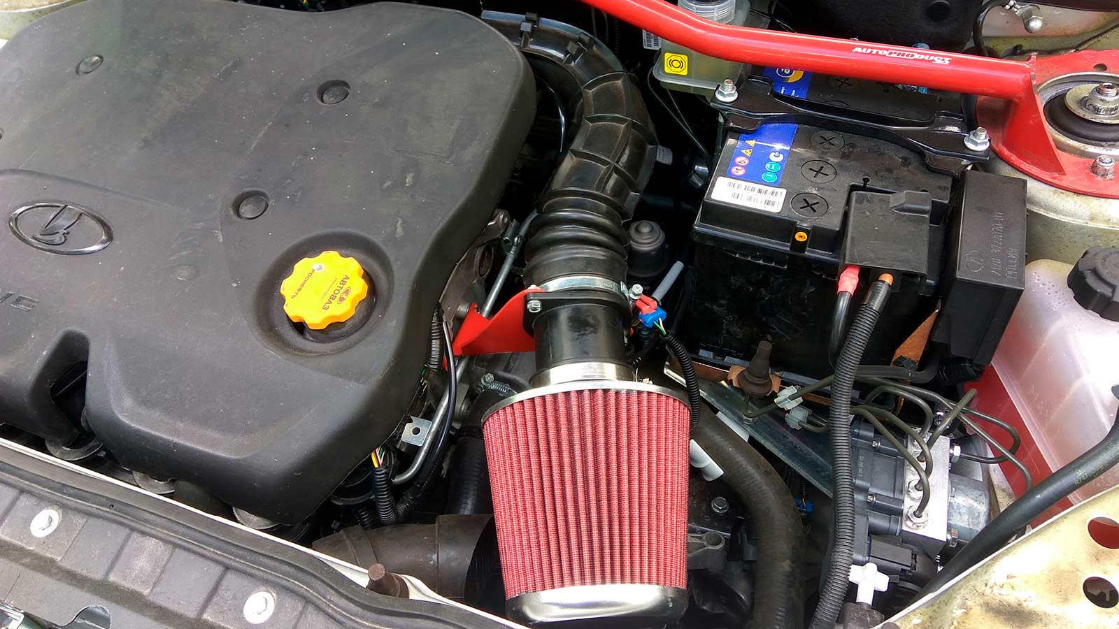 Диагностика и ремонт автомобилей Лада