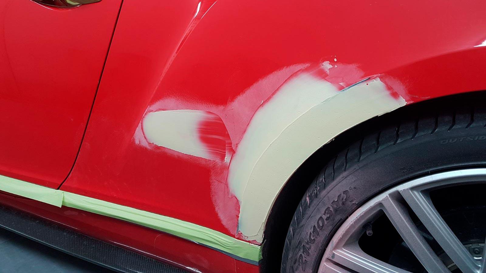 покраска автомобиля спб