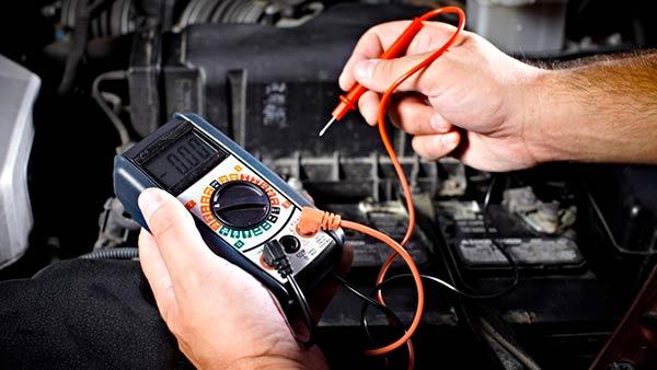Поиск неисправностей электрических систем