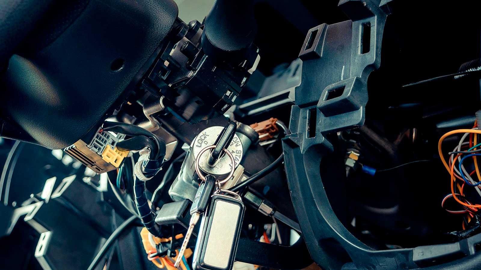 компьютерная диагностика и ремонт автопроводки