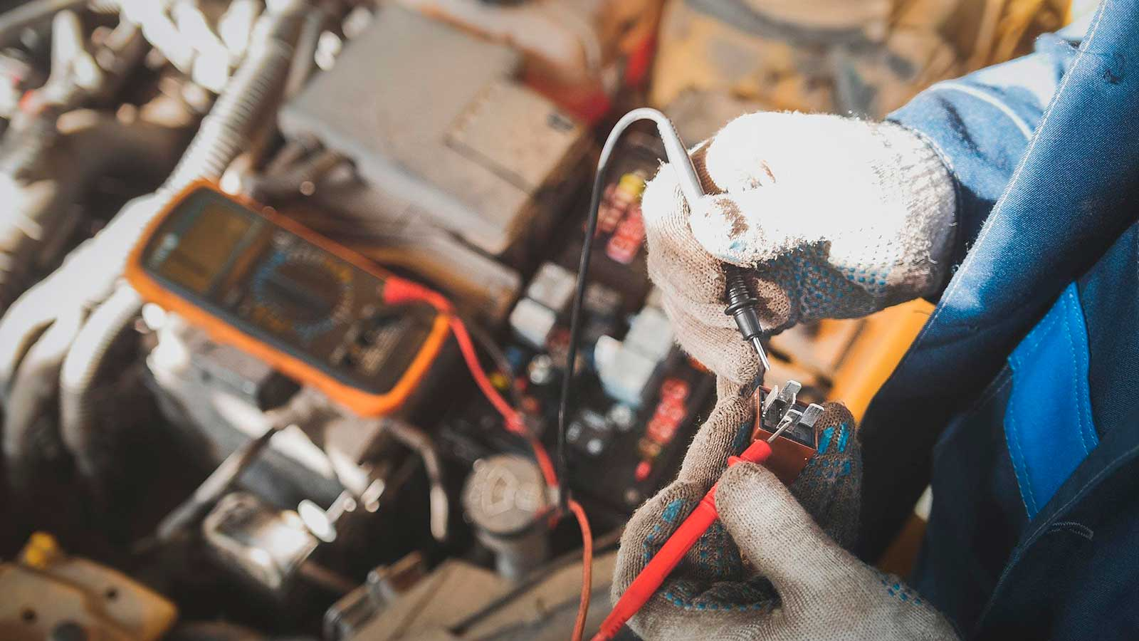 автоэлектрик, ремонт электрооборудования