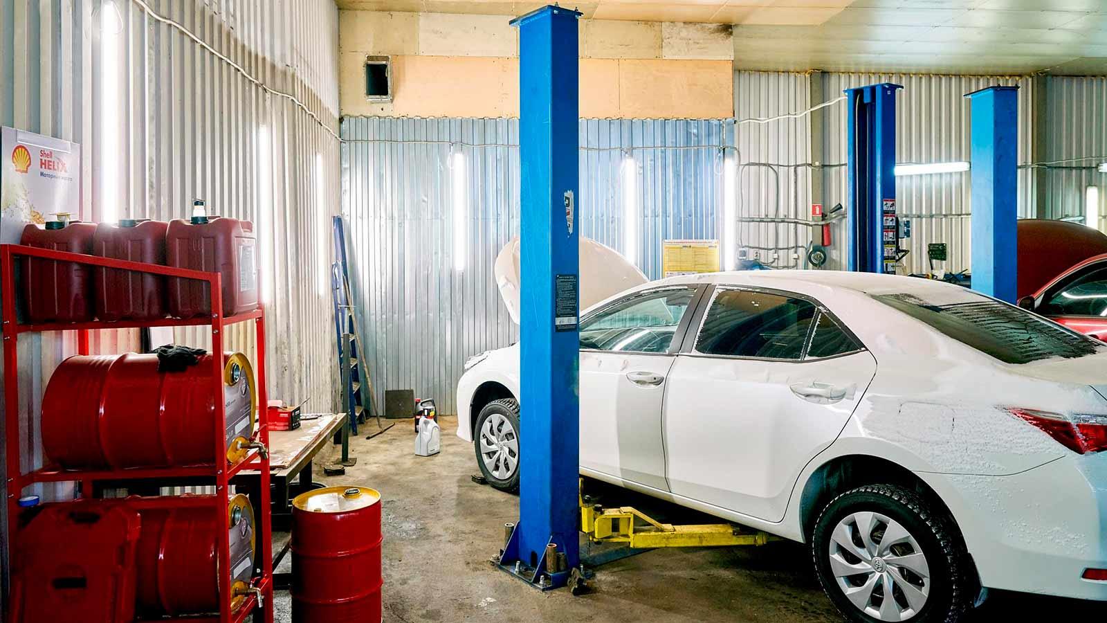 Ремонт и замена подвески автомобиля со скидкой